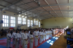 2019.03.22 - IV Ogólnopolski turniej karate kyokyshin - kąkolewnica