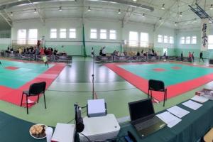 Mistrzostwa Województwa Lubelskiego oraz Międzynarodowy Turniej o Puchar Wójta Gminy Łabunie 13.04.2019.