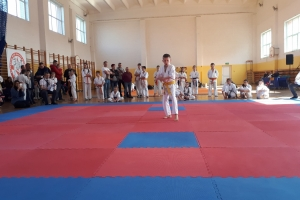 Ogólnopolski Turniej Karate Kyokushin Białka 06.04.2019.